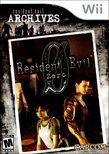 Resident Evil Archives: Resident Evil 0 boxshot