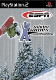 ESPN X-Games: Snowboarding boxshot