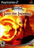 Avatar: The Last Airbender - Into the Inferno boxshot
