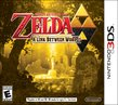 The Legend of Zelda: A Link Between Worlds boxshot