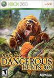 Cabela's Dangerous Hunts 2009 boxshot