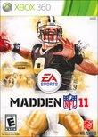 Madden NFL 11 boxshot