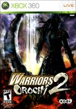 Warriors Orochi 2 boxshot