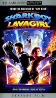 Adventures of Sharkboy and Lavagirl boxshot