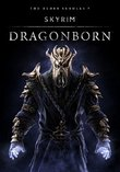 The Elder Scrolls V: Skyrim - Dragonborn DLC {UK} boxshot