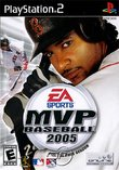 MVP Baseball 2005 boxshot