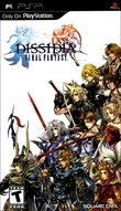 Dissidia Final Fantasy boxshot