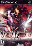 Samurai Warriors boxshot