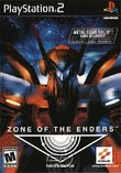 Zone of The Enders boxshot