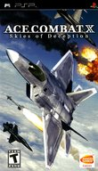 Ace Combat X: Skies of Deception boxshot
