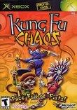 Kung Fu Chaos boxshot