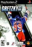 Gretzky NHL 2006 boxshot