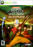 Avatar: The Last Airbender - The Burning Earth boxshot