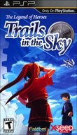 The Legend of Heroes: Trails in the Sky boxshot