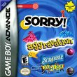 Aggravation - Sorry - Scrabble Jr. boxshot