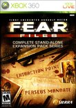 F.E.A.R. Files boxshot