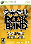 Rock Band Country Track Pack boxshot