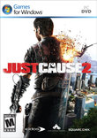Just Cause 2 boxshot