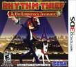 Rhythm Thief & the Emperor's Treasure boxshot