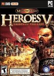 Heroes of Might and Magic V: Tribes Of The East boxshot