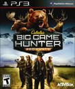 Cabela's Big Game Hunter: Pro Hunts boxshot