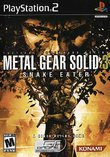Metal Gear Solid 3: Snake Eater boxshot