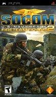 SOCOM: U.S. Navy SEALs Fireteam Bravo 2 boxshot