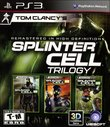 Tom Clancy's Splinter Cell Classic Trilogy HD boxshot