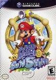 Super Mario Sunshine boxshot