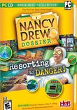 Nancy Drew Dossier: Resorting to Danger boxshot