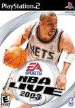 NBA Live 2003 boxshot