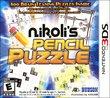 Nikoli's Pencil Puzzle boxshot