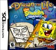 Drawn to Life: SpongeBob SquarePants Edition boxshot