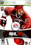 NHL 08 boxshot
