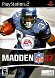 Madden NFL 07 boxshot