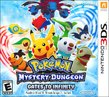 Pokemon Mystery Dungeon: Gates to Infinity boxshot