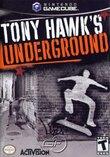 Tony Hawk's Underground boxshot