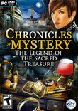 Chronicles of Mystery: The Legend of the Sacred Treasure boxshot