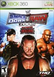 WWE SmackDown vs. Raw 2008 boxshot