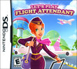 Let's Play Flight Attendant boxshot