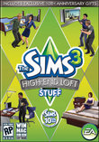 The Sims 3 High-End Loft Stuff boxshot