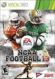 NCAA Football 13 boxshot