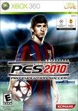 Pro Evolution Soccer 2010 boxshot