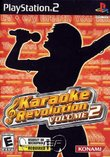 Karaoke Revolution Volume 2 boxshot