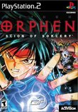 Orphen: Scion of Sorcery boxshot