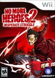 No More Heroes 2: Desperate Struggle boxshot