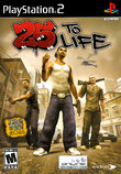 25 to Life boxshot