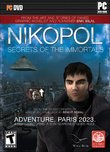Nikopol: Secrets of the Immortals boxshot