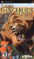 Cabela's Dangerous Hunts: Ultimate Challenge boxshot