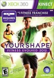 Your Shape: Fitness Evolved 2012 boxshot